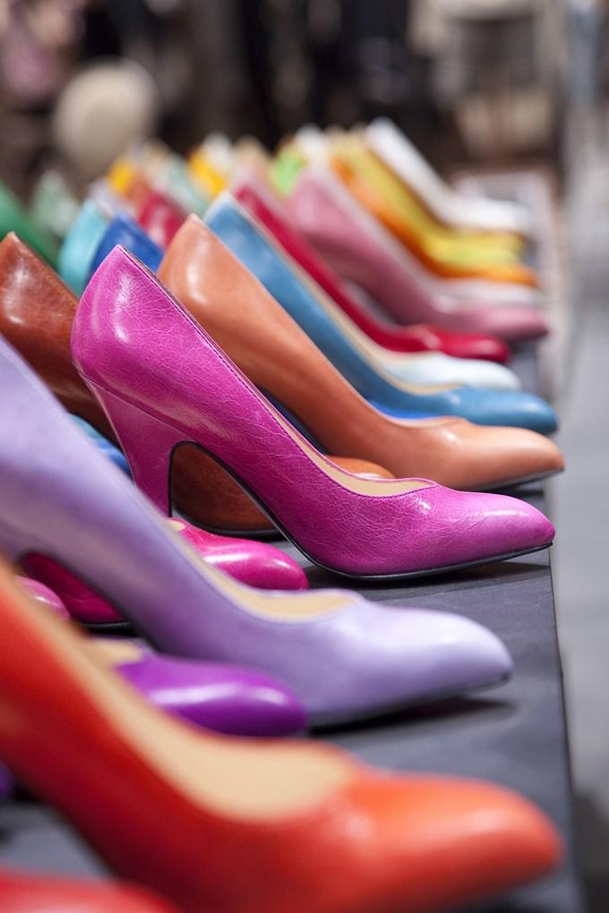 Le choix des chaussures