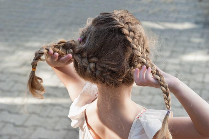 Les galères de mes cheveux longs