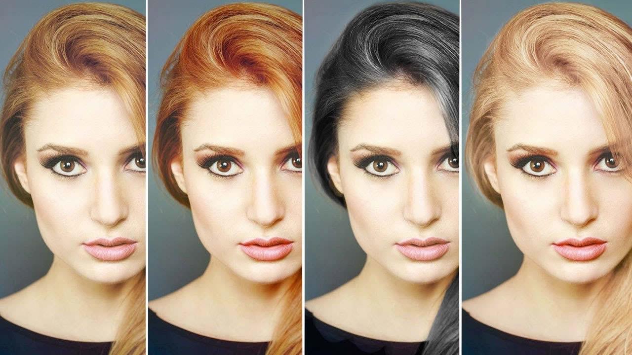 Trouver la couleur de cheveux ideale