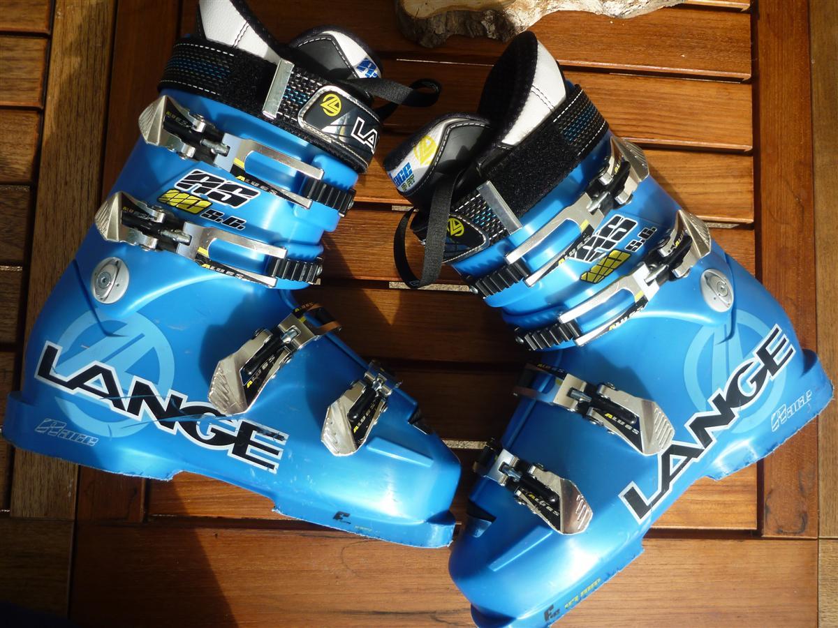 Chaussure de ski pour une sécurité optimale