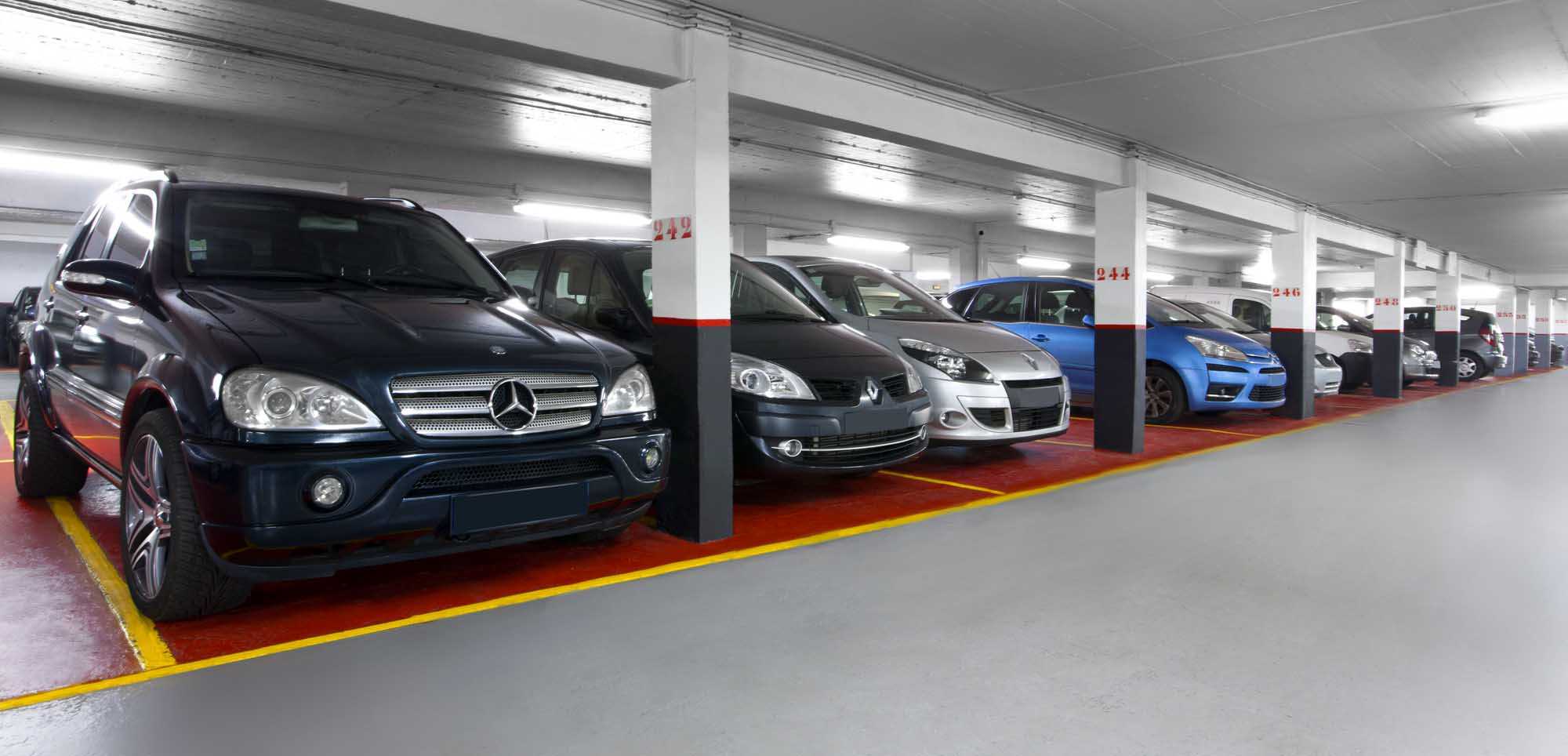 Location de parking quand on a plusieurs voitures for Assurance voiture qui reste au garage