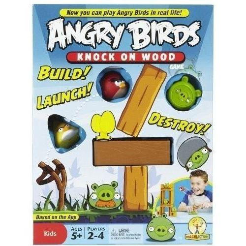 angry birds jeux de société