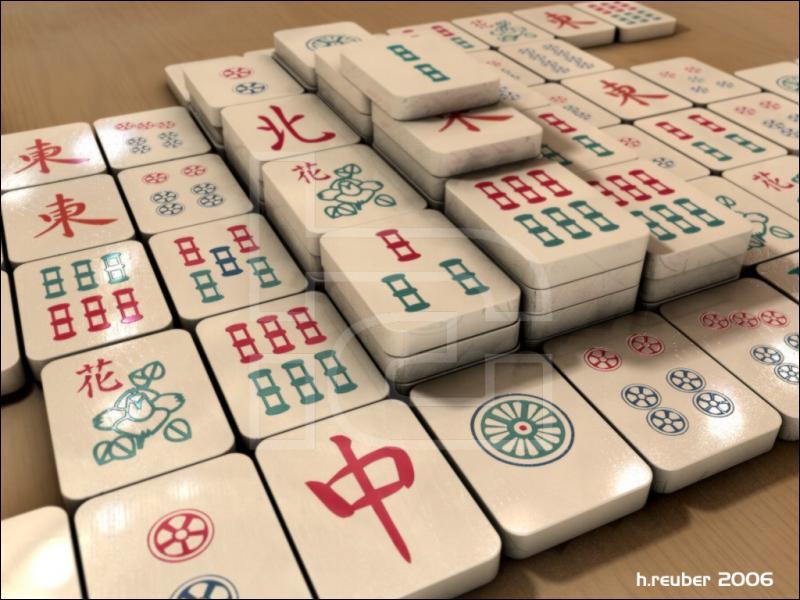 jeux de société chinois