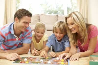 jeux de société familial