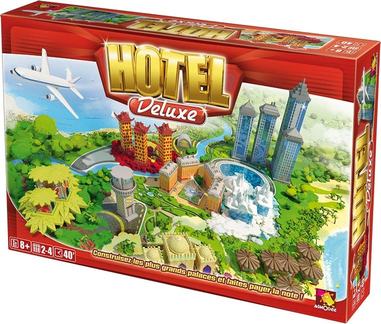 jeux de société hotel de luxe