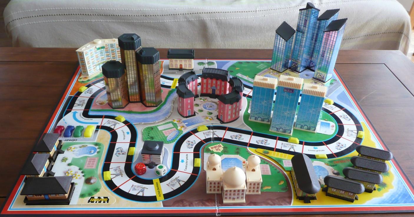 jeux societe hotel