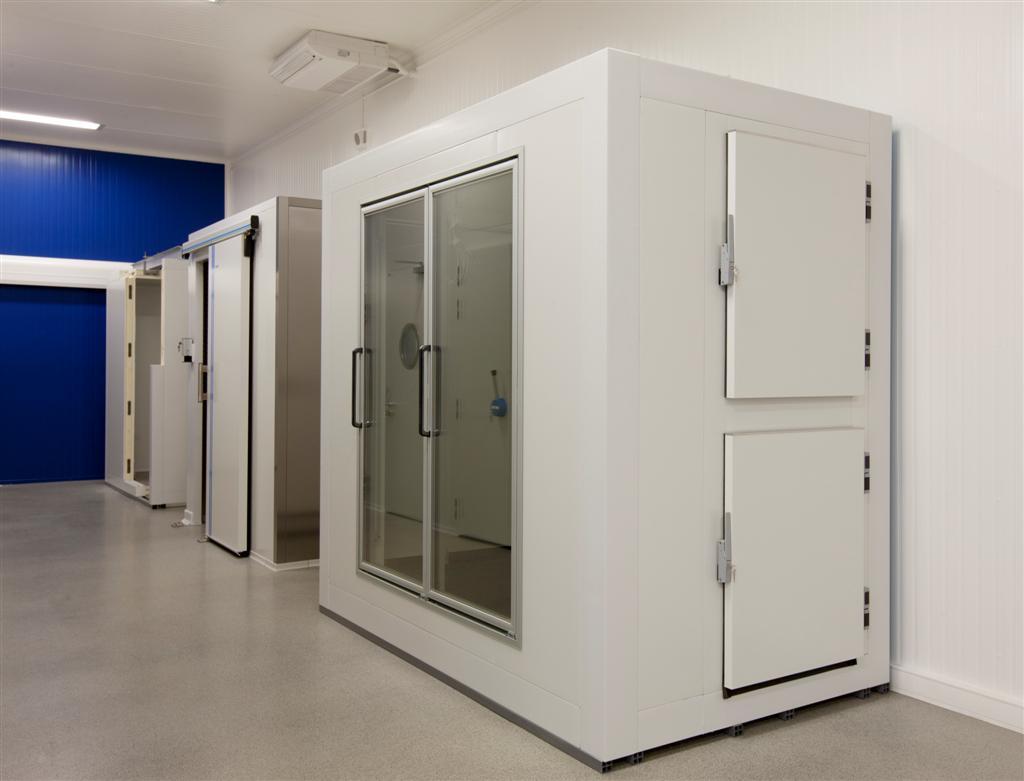 Chambre froide positive : Comment différencier une chambre froide positive d'une négative ?